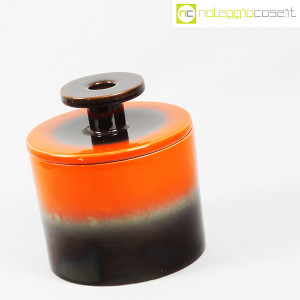 SIC Ceramiche Artistiche, vaso contenitore con tappo (3)