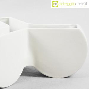 Ceramiche Franco Pozzi, vaso contenitore Trifoglio, Ambrogio Pozzi (6)