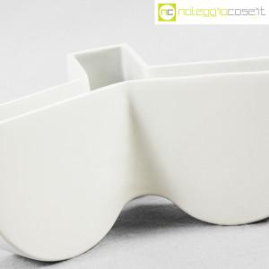 Ceramiche Franco Pozzi, vaso contenitore Trifoglio, Ambrogio Pozzi (7)
