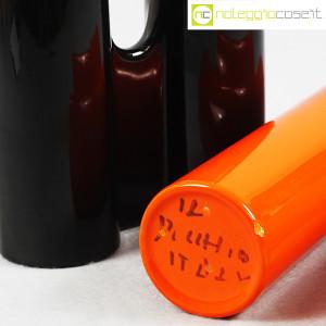 Il Picchio, ceramica componibile nero e arancione (8)