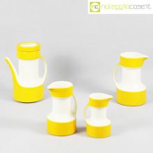 Pagnossin ceramiche set brocche gialle