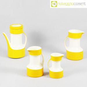 Pagnossin ceramiche, set brocche gialle (1)