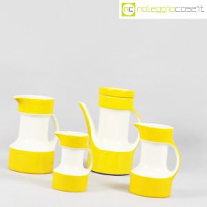 Pagnossin ceramiche, set brocche gialle (3)