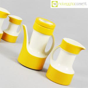 Pagnossin ceramiche, set brocche gialle (5)