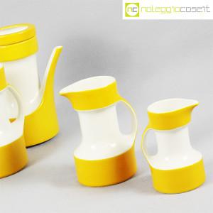 Pagnossin ceramiche, set brocche gialle (6)