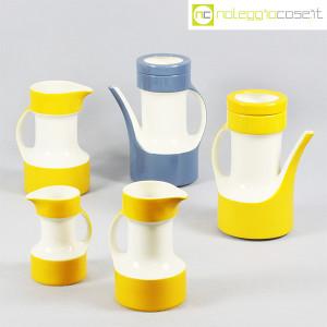 Pagnossin ceramiche, set brocche gialle (9)