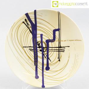 Il Sole 24 Ore, piatto in 1200 esemplari Nuovi Segni, Renzo Piano (1)