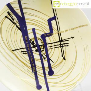 Il Sole 24 Ore, piatto in 1200 esemplari Nuovi Segni, Renzo Piano (5)