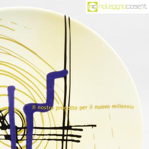 Il Sole 24 Ore, piatto in 1200 esemplari Nuovi Segni, Renzo Piano (6)