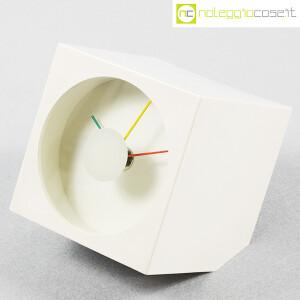 Lorenz, orologio serie NEOS cubo bianco, Wakita Robot Japan (1)
