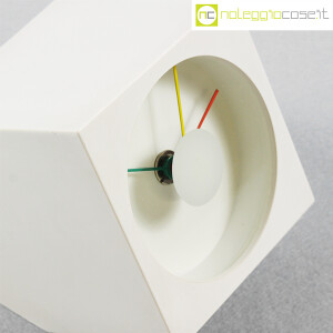 Lorenz, orologio serie NEOS cubo bianco, Wakita Robot Japan (7)