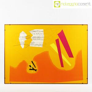 Bruno Munari, litografia Ricostruzione Teorica di un oggetto Immaginario (1)