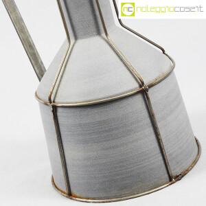 Milesi Ceramiche, grande brocca con rete metallica (5)