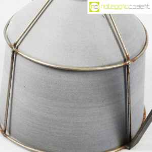 Milesi Ceramiche, grande brocca con rete metallica (9)