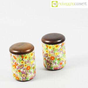 Ceramiche Franco Pozzi, set barattoli decoro POP, Ambrogio Pozzi (3)