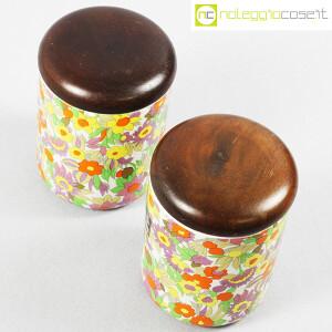 Ceramiche Franco Pozzi, set barattoli decoro POP, Ambrogio Pozzi (4)