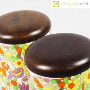 Ceramiche Franco Pozzi, set barattoli decoro POP, Ambrogio Pozzi (6)