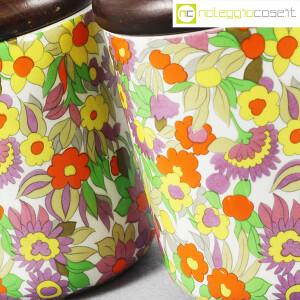 Ceramiche Franco Pozzi, set barattoli decoro POP, Ambrogio Pozzi (8)