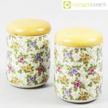 Ceramiche Pozzi barattoli a fiori
