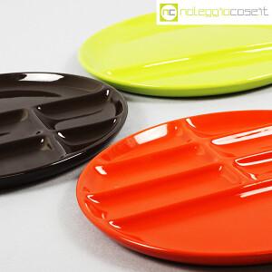 Ceramiche Franco Pozzi, set piatti per antipasto, Ambrogio Pozzi (8)