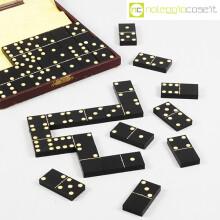 Domino gioco con tasselli in bachelite