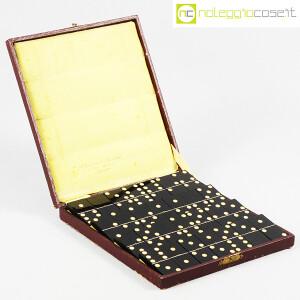 Domino, gioco con tasselli in bachelite (3)
