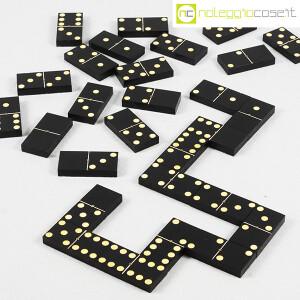 Domino, gioco con tasselli in bachelite (4)