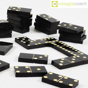 Domino, gioco con tasselli in bachelite (7)
