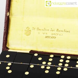 Domino, gioco con tasselli in bachelite (9)