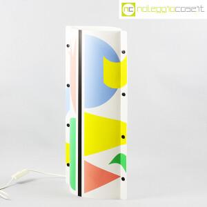 Slamp, lampada modello Fahne, Alessandro Mendini (2)