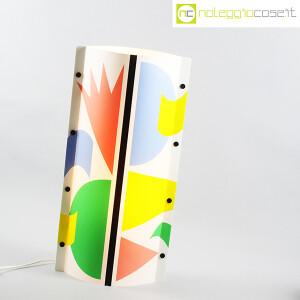 Slamp, lampada modello Fahne, Alessandro Mendini (3)