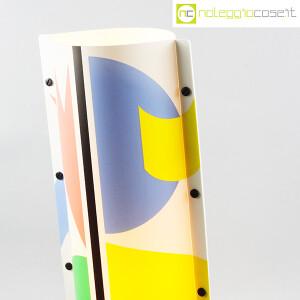 Slamp, lampada modello Fahne, Alessandro Mendini (6)