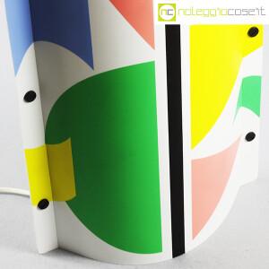 Slamp, lampada modello Fahne, Alessandro Mendini (8)