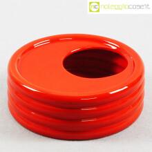 Parravicini Ceramiche posacenere rosso