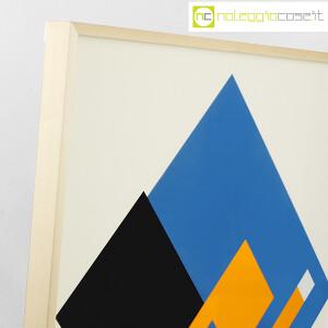 Danese Milano, serigrafia Negativo-Positivo blu-giallo, Bruno Munari (4)
