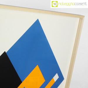Danese Milano, serigrafia Negativo-Positivo blu-giallo, Bruno Munari (6)