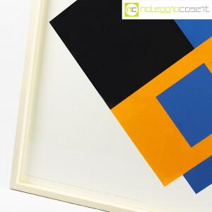 Danese Milano, serigrafia Negativo-Positivo blu-giallo, Bruno Munari (7)