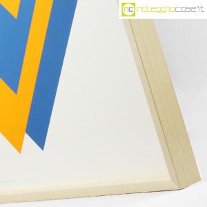 Danese Milano, serigrafia Negativo-Positivo blu-giallo, Bruno Munari (8)