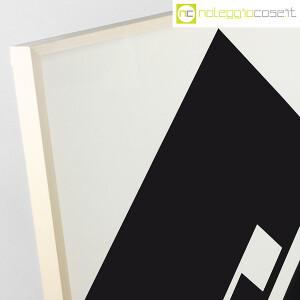 Danese Milano, serigrafia Negativo-Positivo nero, Bruno Munari (4)