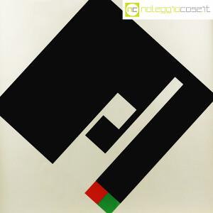 Danese Milano, serigrafia Negativo-Positivo nero, Bruno Munari (5)
