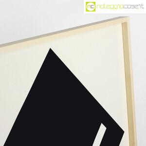 Danese Milano, serigrafia Negativo-Positivo nero, Bruno Munari (6)