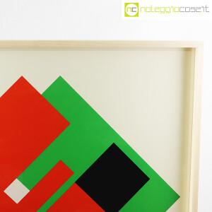 Danese Milano, serigrafia Negativo-Positivo rosso-verde, Bruno Munari (6)