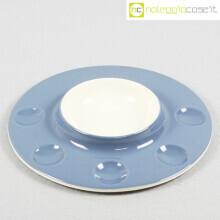 Pagnossin Ceramiche centrotavola azzurro