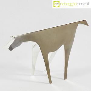 Sabattini, scultura in metallo Cavallo, Gio Ponti (1)