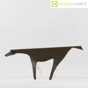 Sabattini, scultura in metallo Cavallo, Gio Ponti (2)
