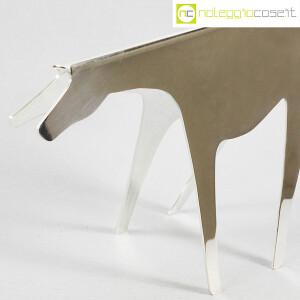 Sabattini, scultura in metallo Cavallo, Gio Ponti (5)