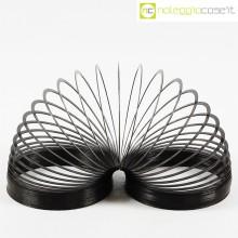 Molla Slinky grande nera giocattolo