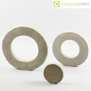 Anelli in cemento grezzo grigio (1)