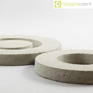 Anelli in cemento grezzo grigio (8)