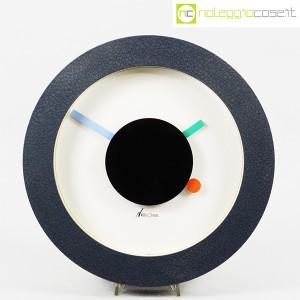 Lorenz, orologio da muro NEOS 09, George Sowden, Nathalie Du Pasquier (1)